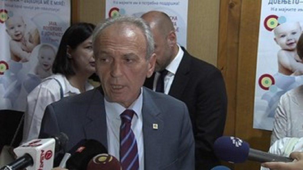 Заменик министерот контра министерот за здравство -Вакцинирањето нема да биде услов за упис во училиштата!
