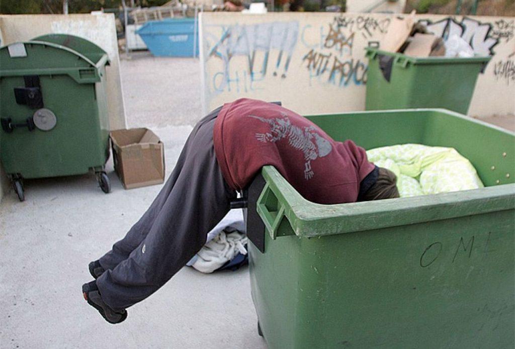 Во Македонија 450.000 лица остануваат гладни, а илјадници тони храна завршуваат на отпад!