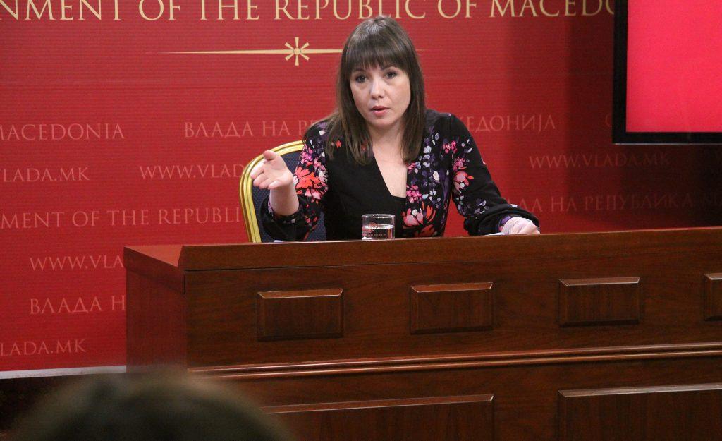 """Царовска ќе ,,лета""""од позицијата министер после избори, на ред е кадар на ДУИ"""