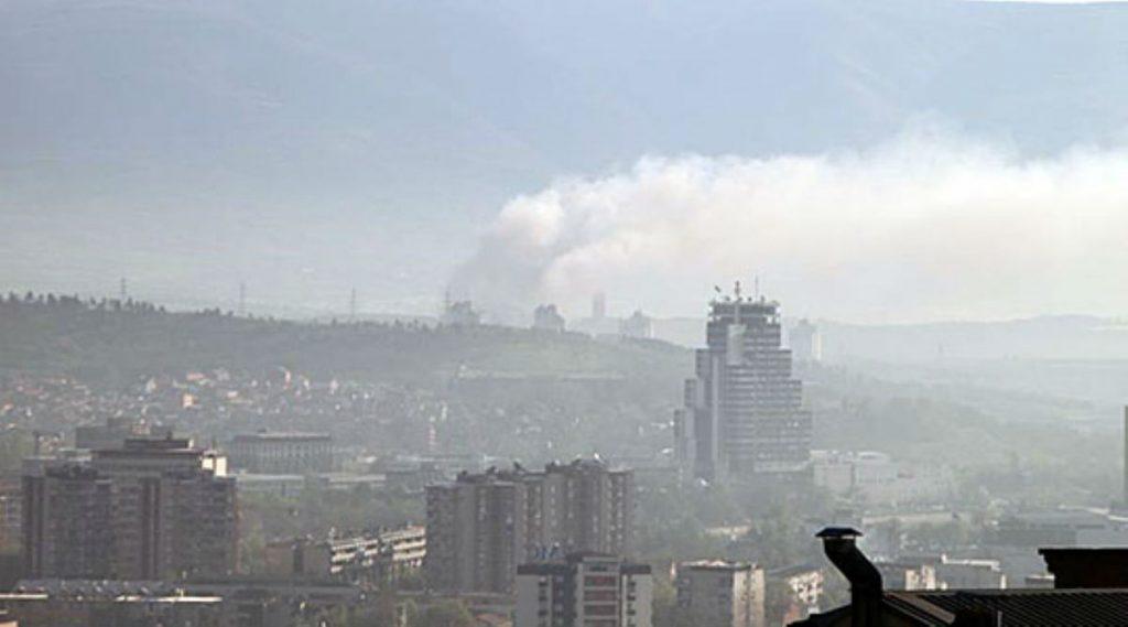 Енормното загадување ги примора граѓаните од страв да не отвораат прозори да проветрат
