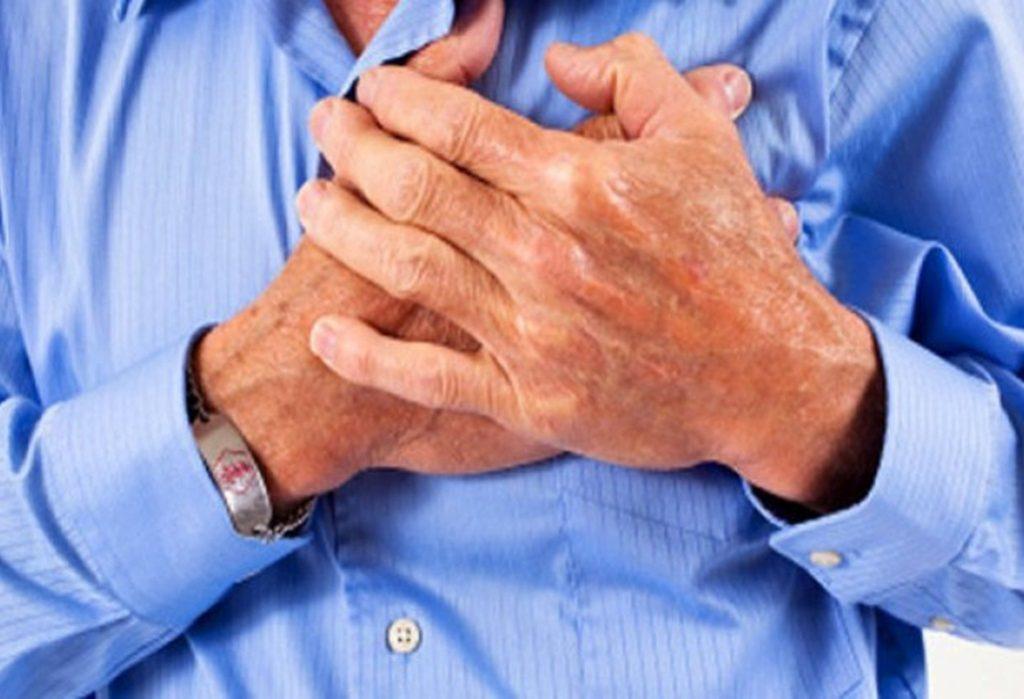 Драстичните промени на температурата го зголемуваат ризикот од срцев удар