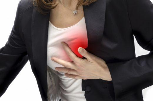 Ова се симптоми за срцев удар кај жените!