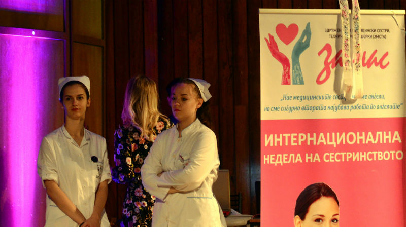 ЗМСТАС: Медицинските сестри со висока школа намерно се изземат од ноќните смени, ако не му текнува на министерот ние ќе му покажеме, даде ветување и пак лаже!