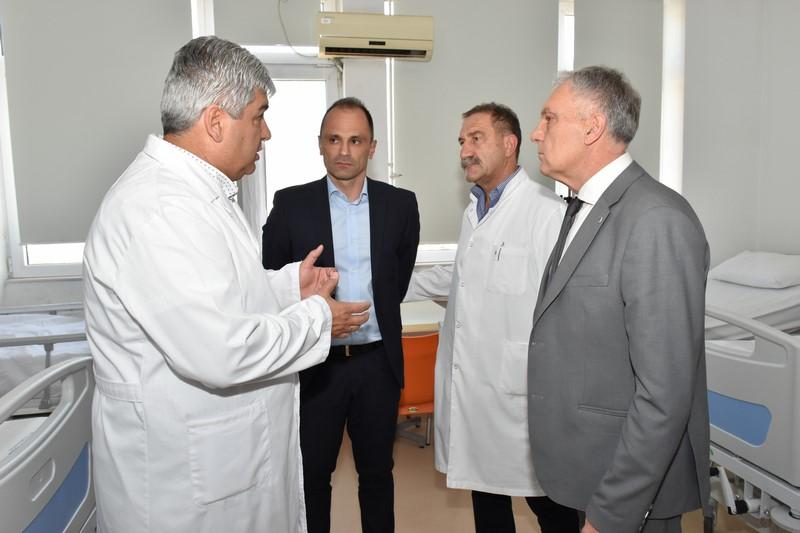 Филипче: Американска фондација ќе донира систем на телемедицина кој ќе се имплементира во Ургентниот хирушки центар
