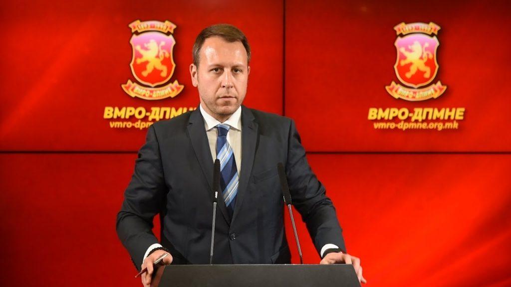 Јанушев: Кандидатот за претседател ќе го промовираме на партиската конвенција во Струга, на 16-ти февруари