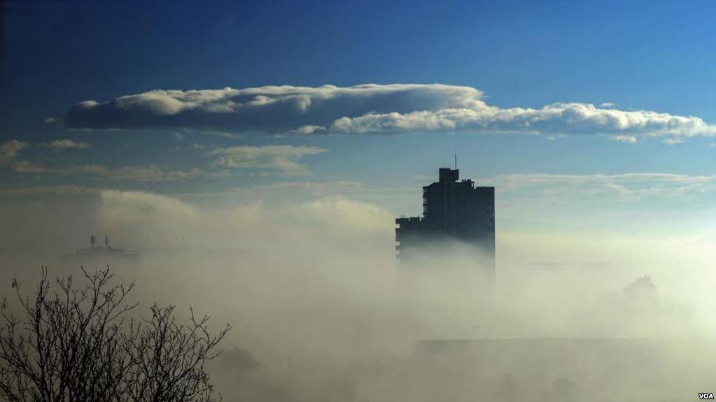 Скопје на шесто место во светот според најслаб квалитет на воздух