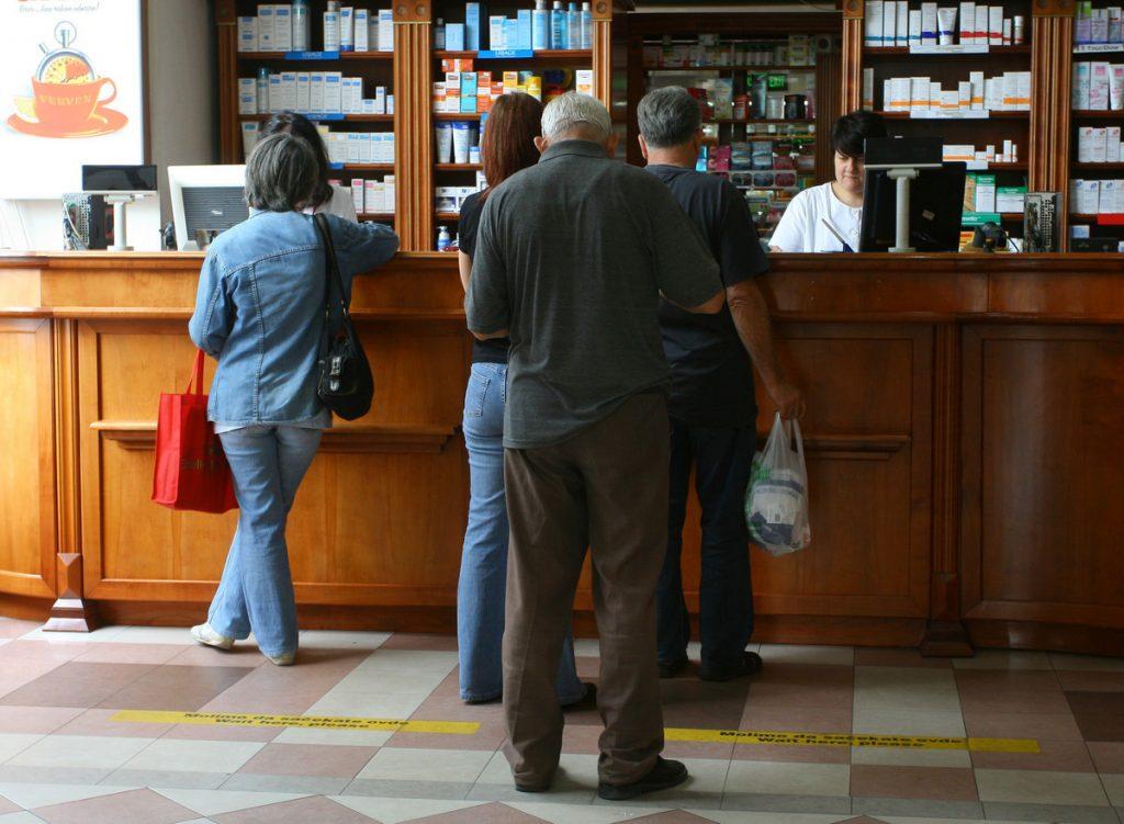 Во аптека по рецепт само со лична карта од 1-ви Октомври, ФЗОМ и Филипче посочуваат