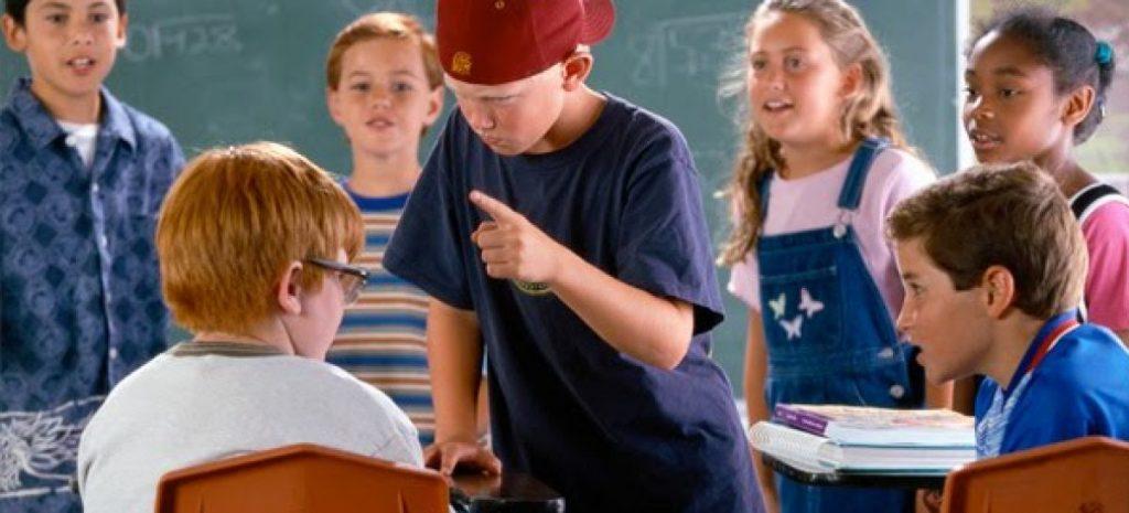 Малтретирањето на помалите деца во основните училишта зема се поголем замав