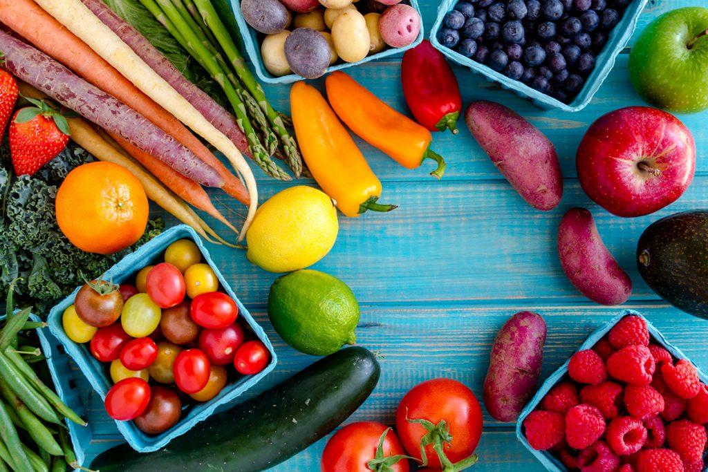 Овошјето и зеленчукот го чуваат психичкото здравје