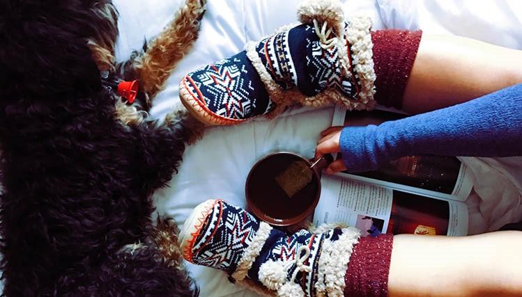 6 причини за студени стапала