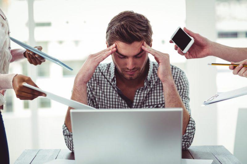 Кратки совети за справување со стресни ситуации за 5 минути