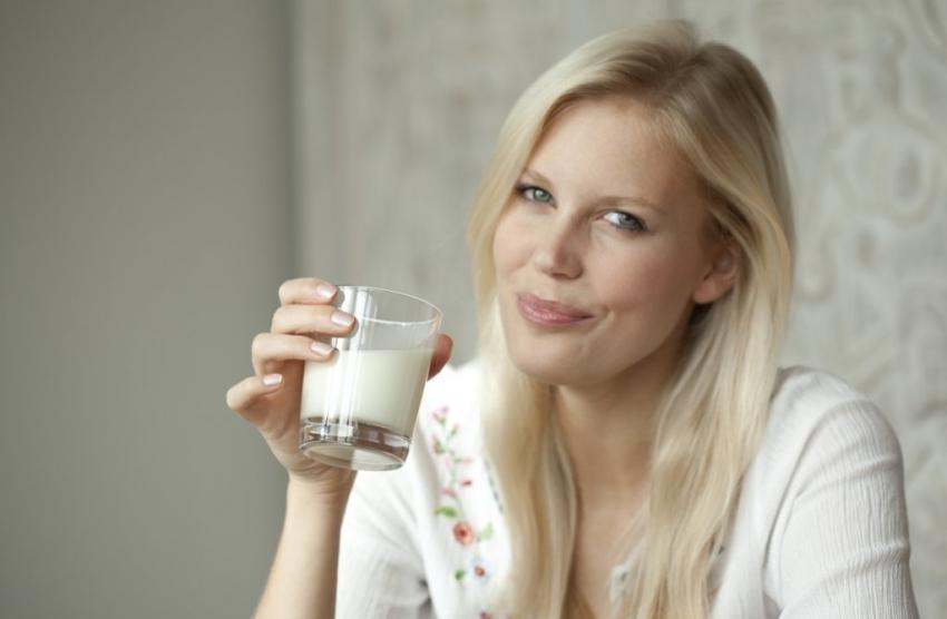 Зимска млечна диета