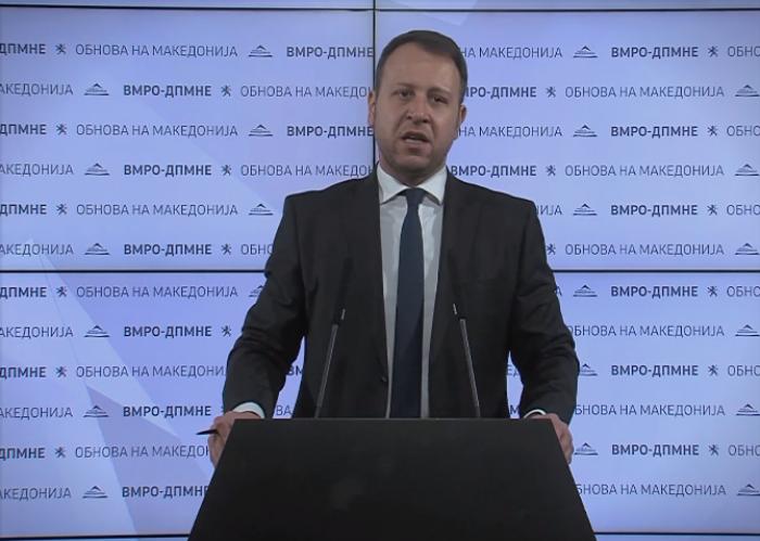 Јанушев: Зад говорот на омраза стојат СДСМ и Заев, тоа е последица на стравот од пораз, институциите жестоко да реагираат