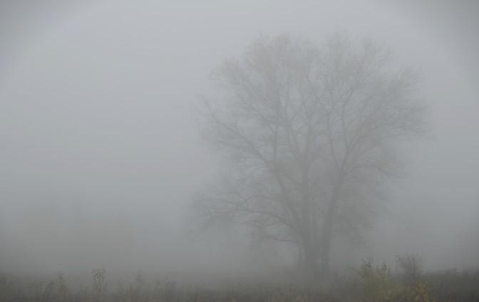 Возете внимателно: Видливост од 50 метри на Плетвар, Пресека и Шапка