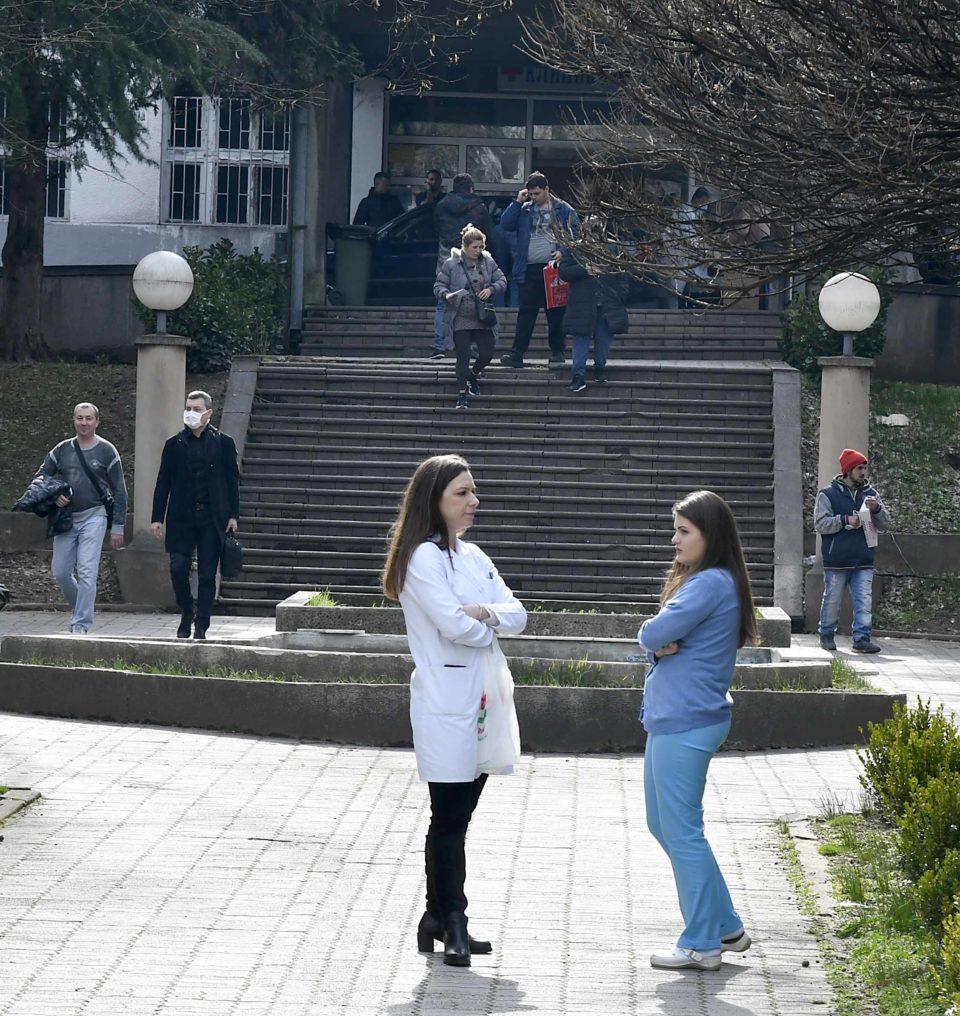 Во Македонија 48 лица имаат коронавирус, уште 35 се тестираат