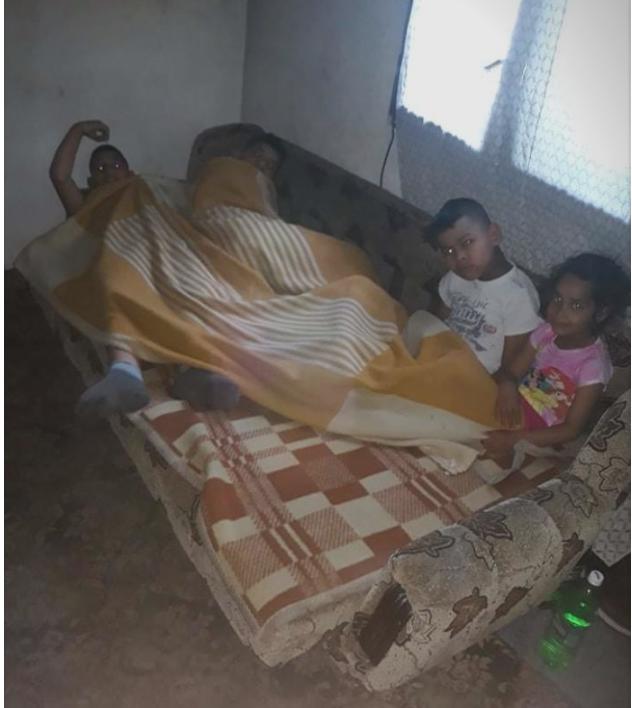 Четири деца, без струја и вода – на кумановчанец му треба наша помош бидејќи државата не го ферма