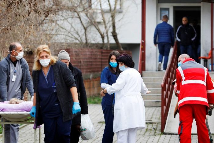 За една недела во Македонија се регистрирани 784 новозаболени и 39 починати