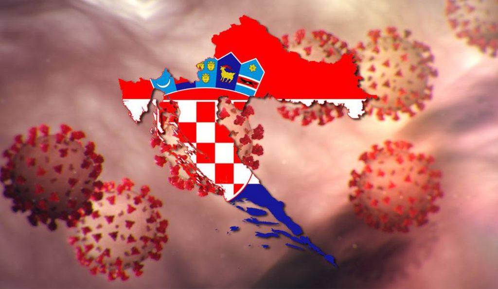 Хрватска денеска бележи најголем број на новозаразени