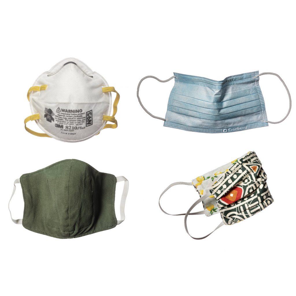 Која маска навистина не штити од коронавирусот, професионалните или оние направени по дома