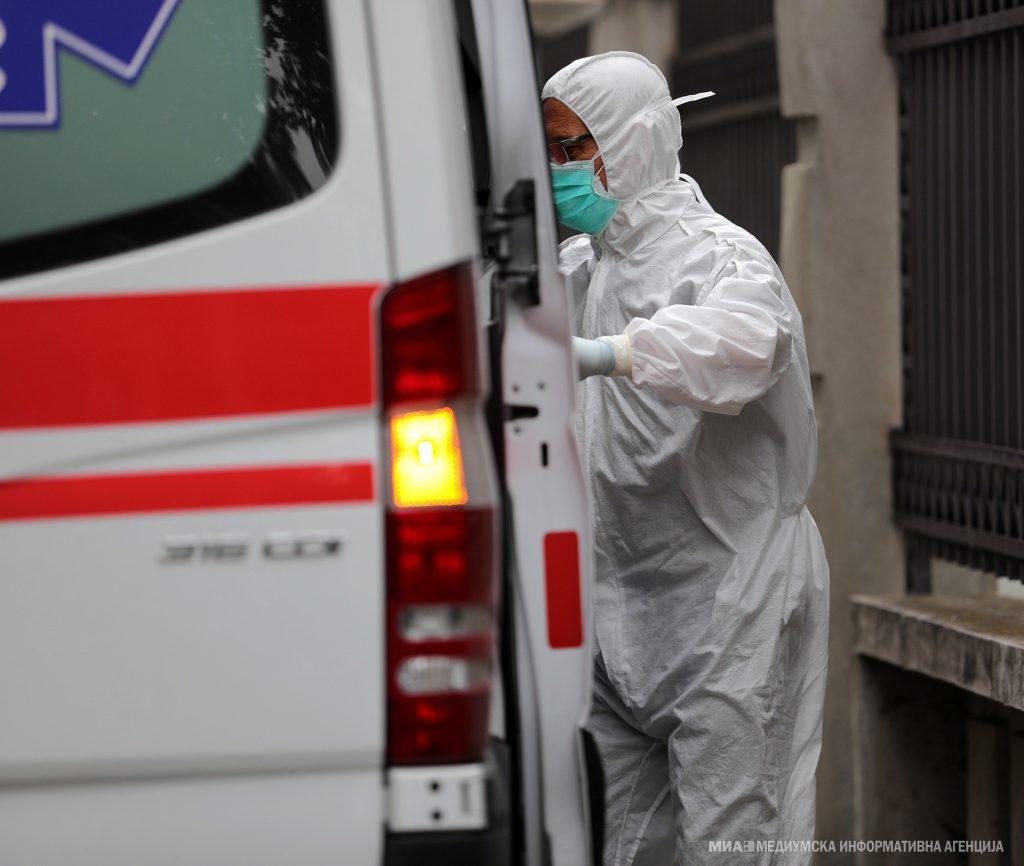 Коронавирусот во Македонија однесе 800 жртви, а зарази повеќе од 21 илјада луѓе