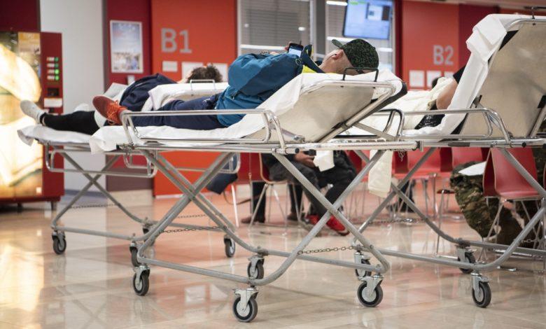 Според ИЈЗ-Скопје минатата недела имало 86.5% поголем број на заболени од неделата претходно