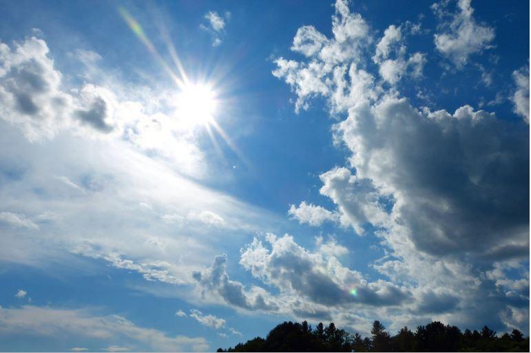 Денес не очекува сончево време со умерена облачност
