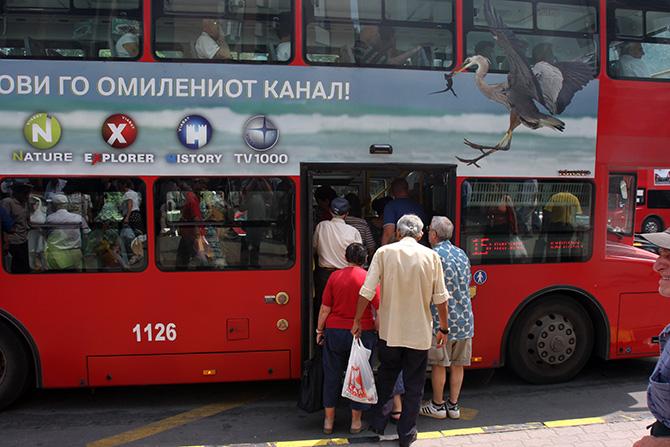 Нов корона кластер во автобусите на ЈСП!? Граѓаните реагираат на социјалните мрежи