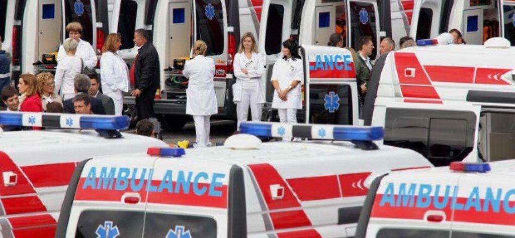 До 120 повици дневно во Итната медицинска помош, граѓаните се жалат на срцеви тегоби, главоболки, притисок, поспаност