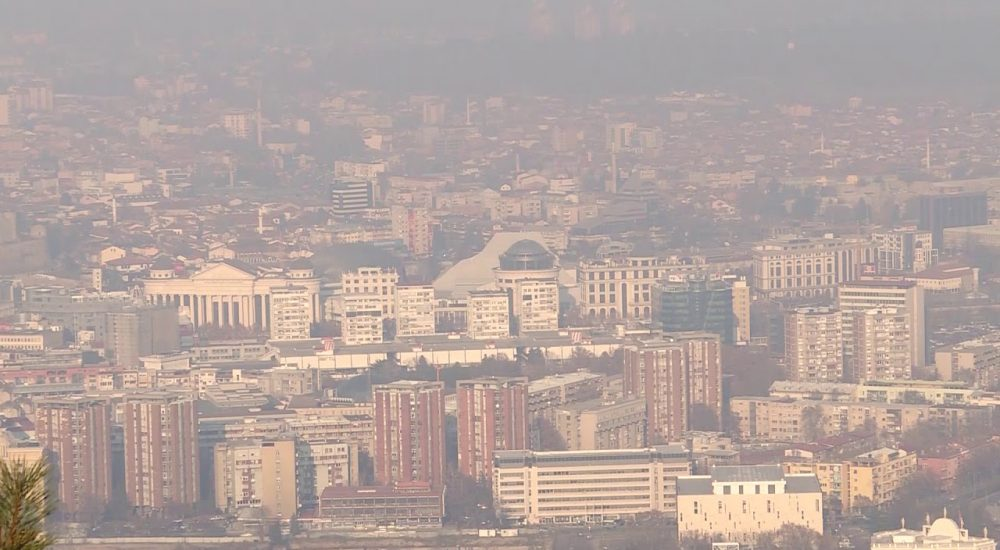 Тужба против државта поради загадениот воздух