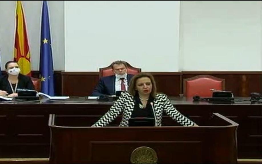 Пешевска: Унијата на жени на ВМРО-ДПМНЕ дава голема поддршка за носење на Законот за спречување и заштита од насилство врз жените и семејното насилство